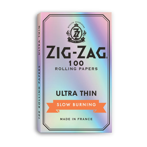 Zig Zag Ultra Thin Single Wide Rolling Papers Canada
