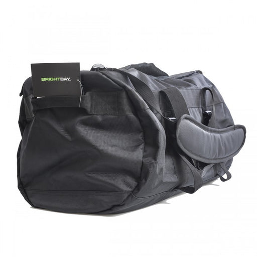 Brightbay Black Carbon Transport Duffle Bag Smell Proof