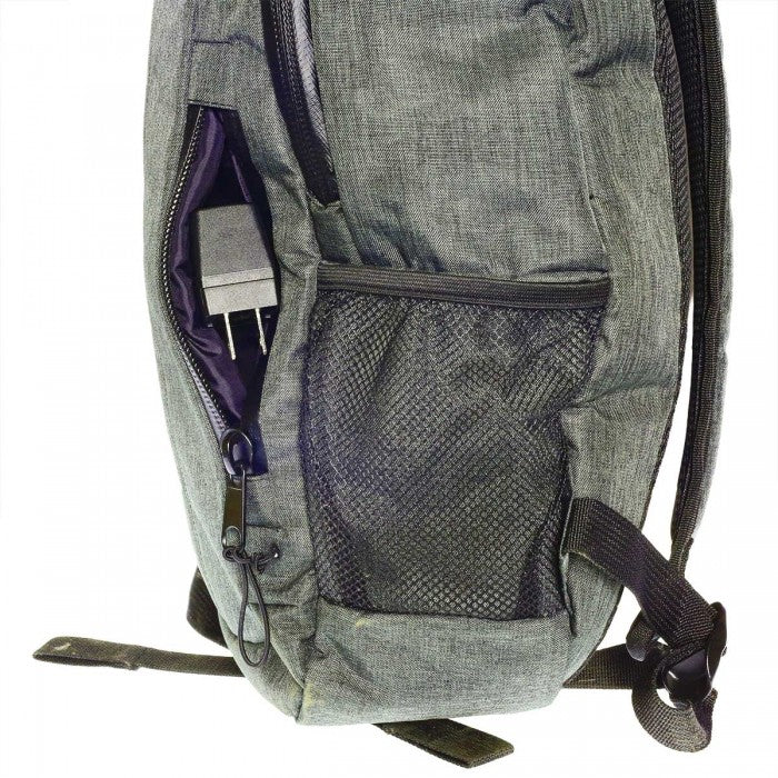 Discreet Carbon Lined backpacks