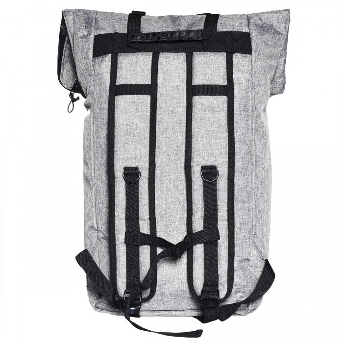 Smell Proof Carbon Lined Expandable Back Pack