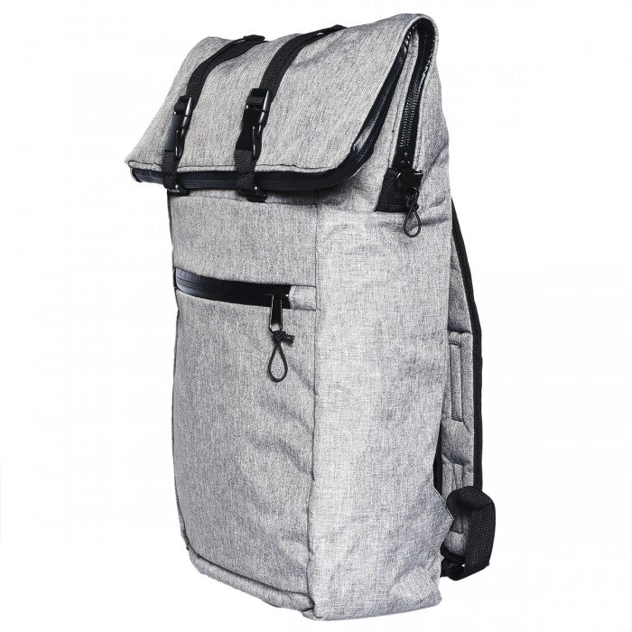 Carbon Lined Backpacks with expandable fold down top
