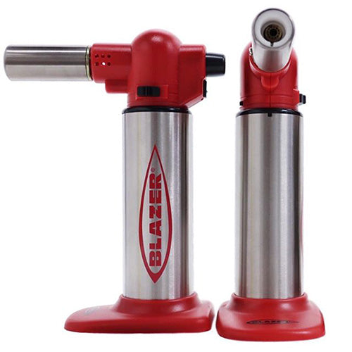 Best Refillable Torch Blazer Big Buddy Red