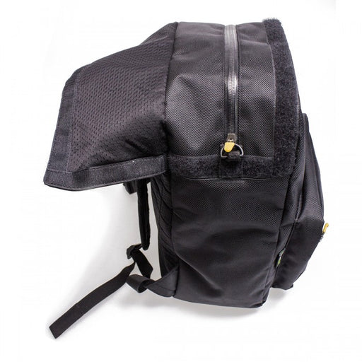 Black Carbon Transport Smell Proof Backpack