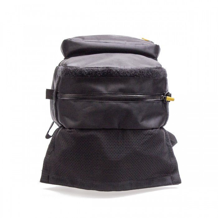 Smell Proof Black Carbon Transport Backpack