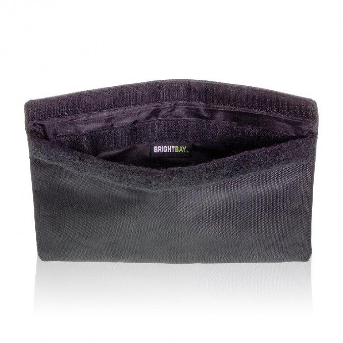 Smell Proof Banker Pouch with Velcro Closure