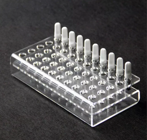 Acrylic Holder for CCells Canada 50 Slots