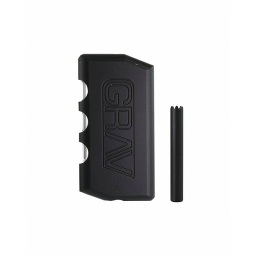 Grav Canada Aluminum Dugout with Taster and Carrying Case