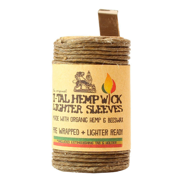 Hemp Wick Lighter Holder Canada