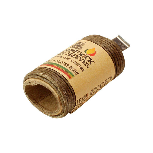 Hemp Wick Lighter Sleeve Canada