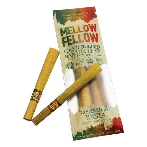 Mellow Fellow Hand Rolled Banana Leaf Wraps