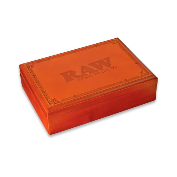 RAW NatuRAWL Wooden Rolling Box Canada