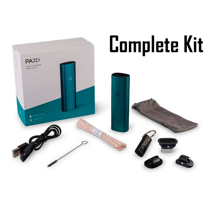 Pax 3 Complete Kit Canada