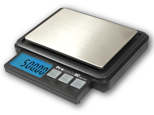 Proscale XC-501 500 x 0.1g Capacity Five Hundred Grams Precision Scale One Tenth Canada