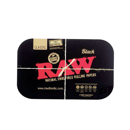 Small RAW Black Magnetic Tray Cover for sale Canada