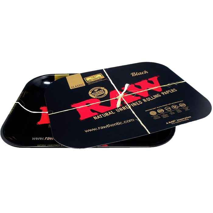 RAW Black Magnetic Tray Cover Canada