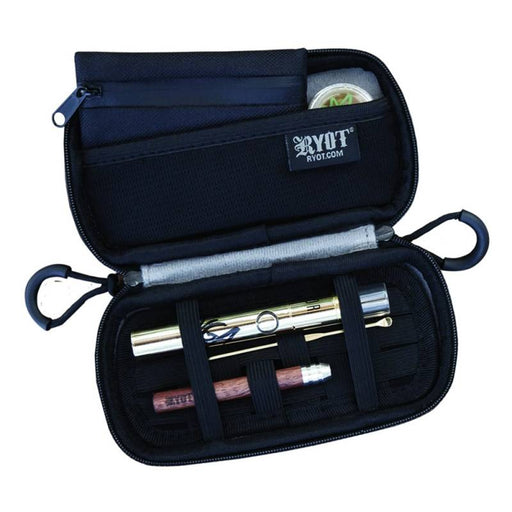 RYOT Slym Lockable Travel Case for Pipes
