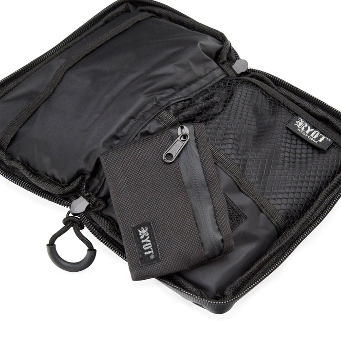 Best Travel Case for Smoking Gear Smell Proof Carbon Fiber