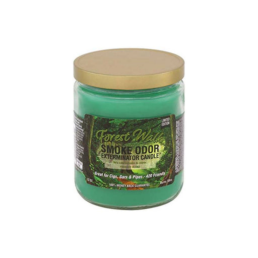 Forest Walk Smoke Odor Exterminator Candle Canada