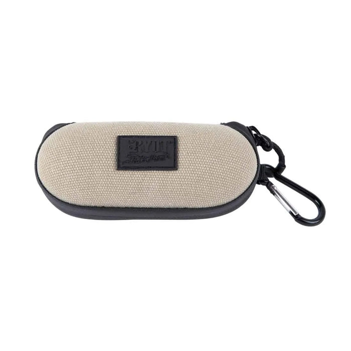 Natural RYOT HardCase Smell Proof Pipe Bag