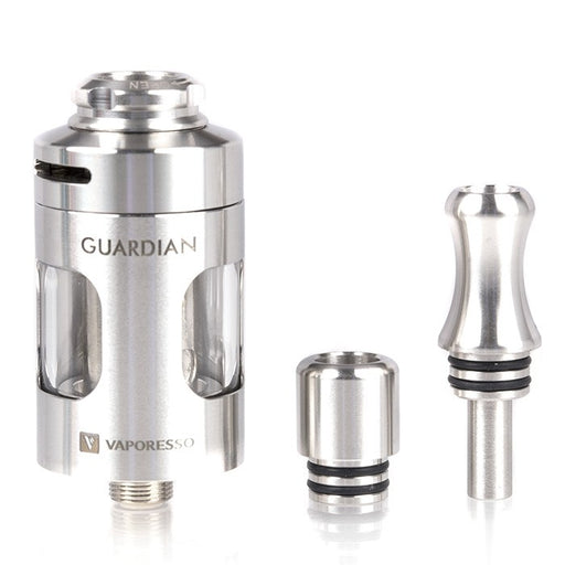Guardian Tank Ceramic Coil Direct to Lung and Mouth to Lung