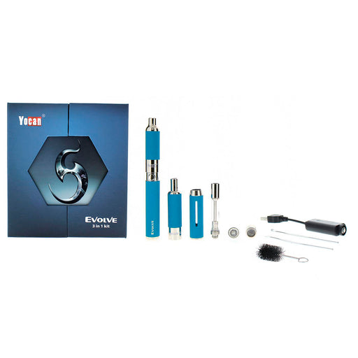 Yocan Evolve 3-in-1 Vaporizer