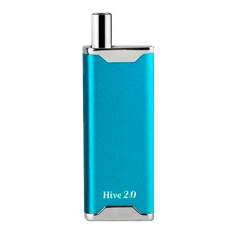 Blue Yocan Hive 2.0 Concentrate Vaporizer and E-Cig in one