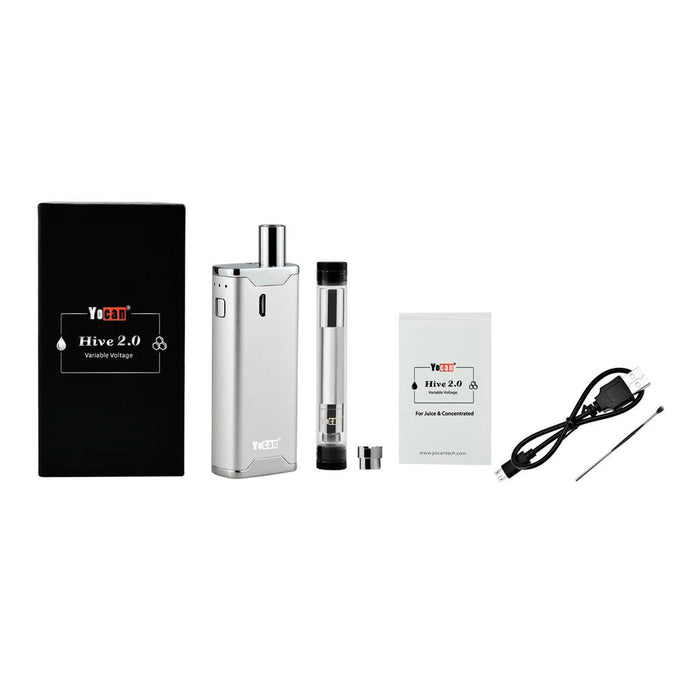 Yocan Hive 2.0 Concentrate Vaporizer and E-Cig