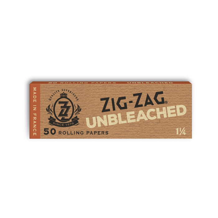 Zig Zag Unbleached Rolling Papers Canada