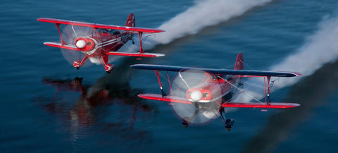 NFlight Formation Aerobatic Team