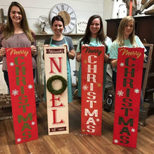 11/27/2017 (6pm) Christmas Porch Plank Workshop (Ocala)