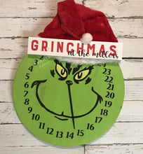 11/27/2017 (6:30pm) Christmas Countdown Workshop (Gainesville)