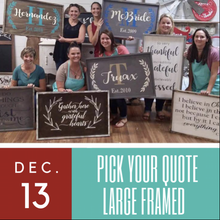 12/13/2017 (6pm) Pick Your Quote Workshop (Ocala)
