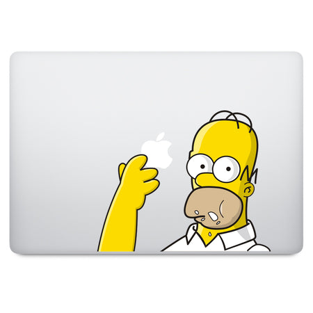 Minion MacBook Decal