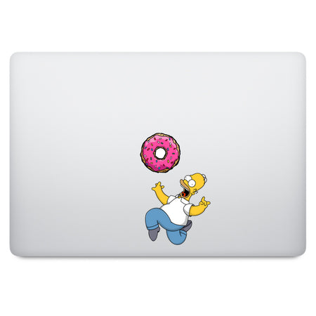 Lilo & Stitch Apple Logo MacBook Decal V2