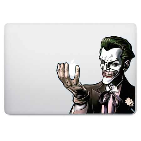 Hulk Apple Logo MacBook Decal