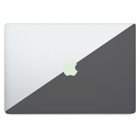 Netherland Flag Apple Logo MacBook Decal