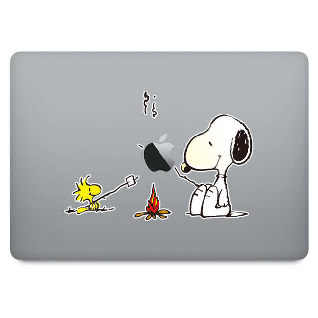 Snoopy MacBook Decal V1