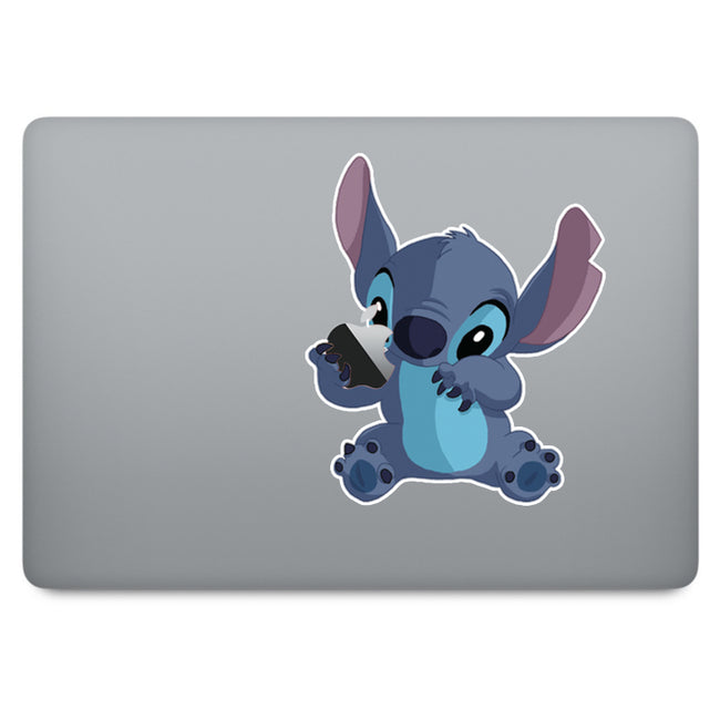 Lilo & Stitch MacBook Decal V2