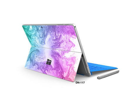 Little Girl Surface Pro Decal