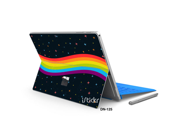 Space Surface Pro Decal