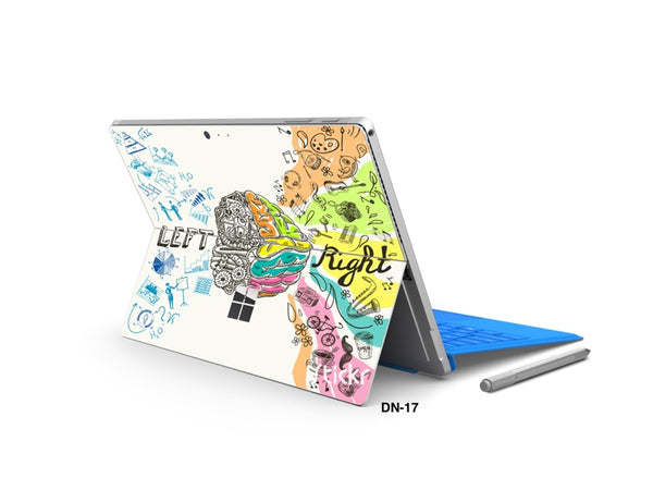 Brain Surface Pro Decal