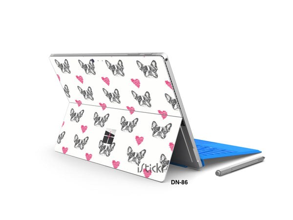 Cute Animals Surface Pro Decal