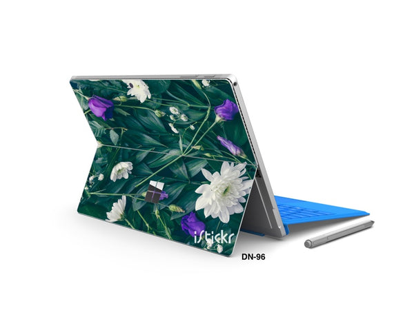 Trees and Flowers Surface Pro Decal B