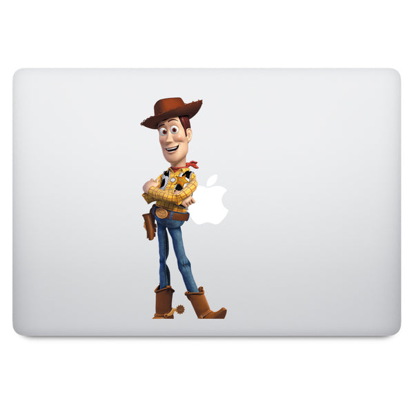 Toy Story Woody MacBook Decal