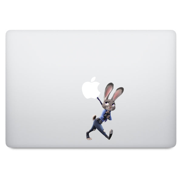Zootopia Judy MacBook Decal