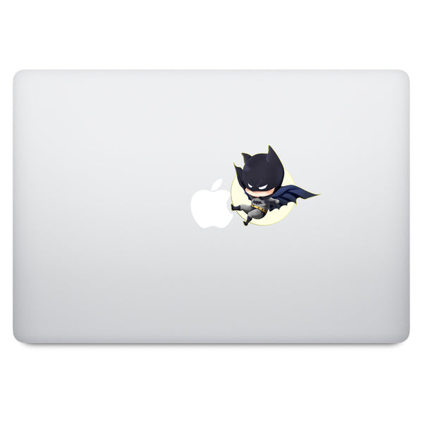 Cute Superheroes Batman MacBook Decal V1
