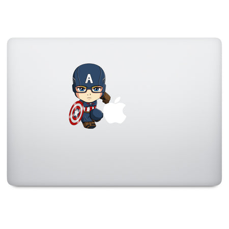 Ironman MacBook Decal V1