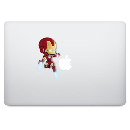 Harry Potter MacBook Decal V2