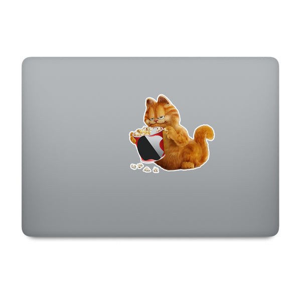 Garfield MacBook Decal V2