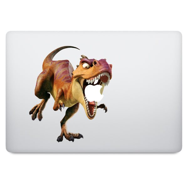 Ice Age Dino MacBook Decal V2